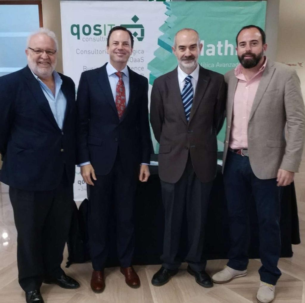 Cómo se mueve Andalucía qosITconsulting
