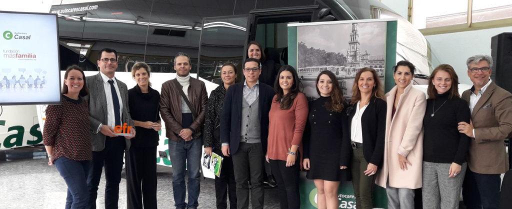 qositconsulting en foro efr Andalucía