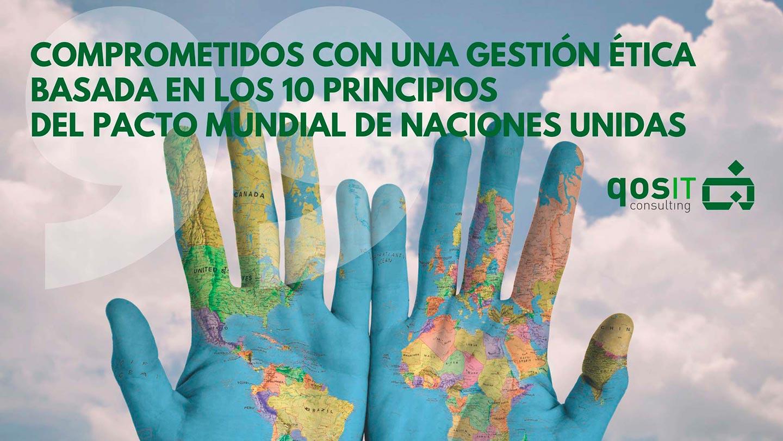 Adheridos al Pacto Mundial - qosITconsulting