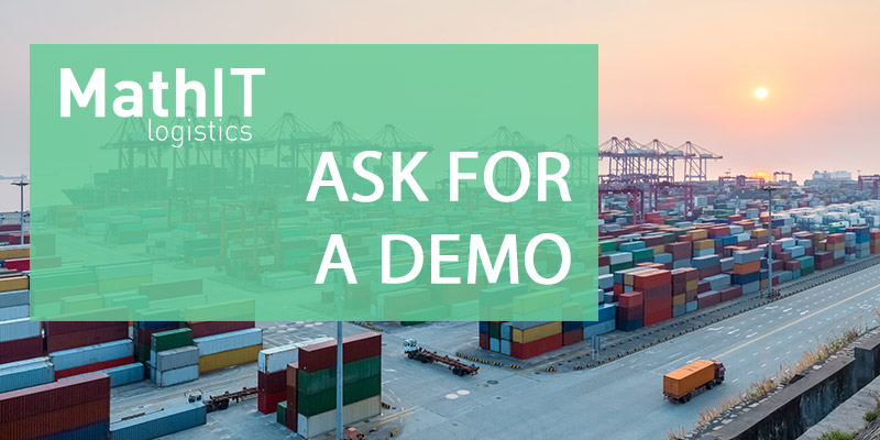 Ask for a Demo - MathIT Logistics