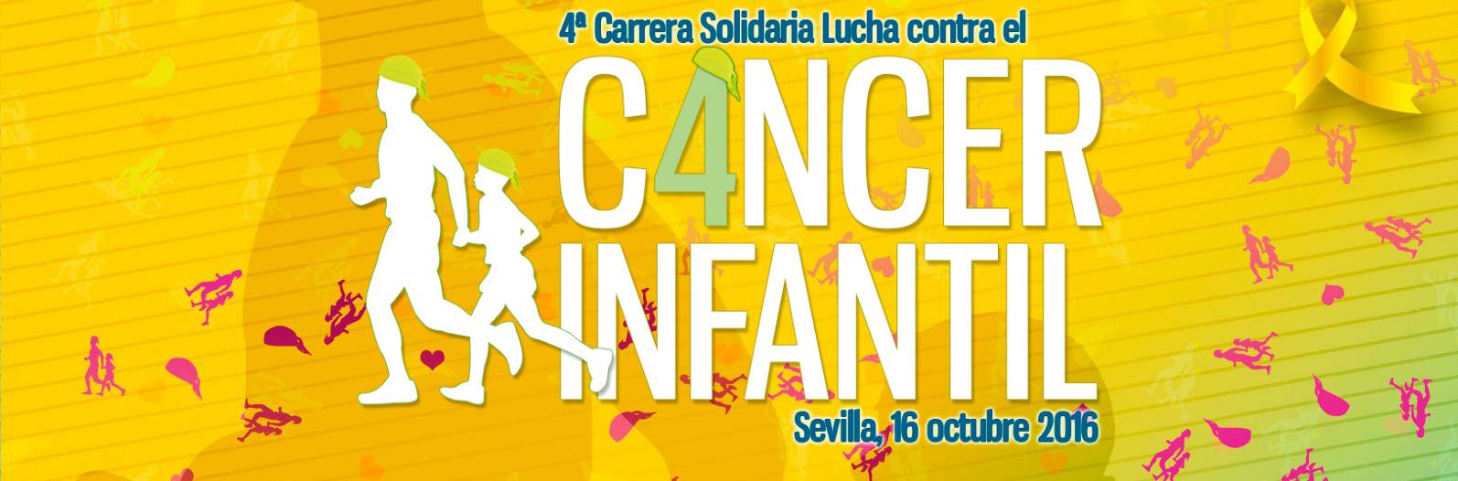 4 Carrera Solidaria Lucha Contra Cáncer Infantil