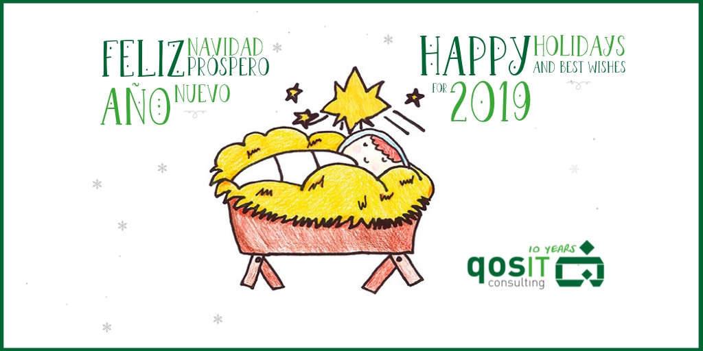 Christmas qosITconsulting Evento corporativo qosITconsulting
