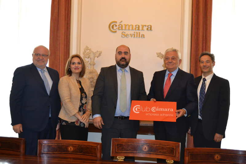 Chamber of Commerce Club Seville qosITconsulting