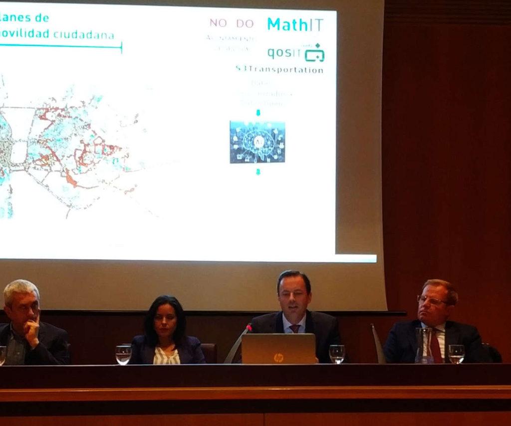 Cómo se mueve Andalucía MathIT qosITconsulting