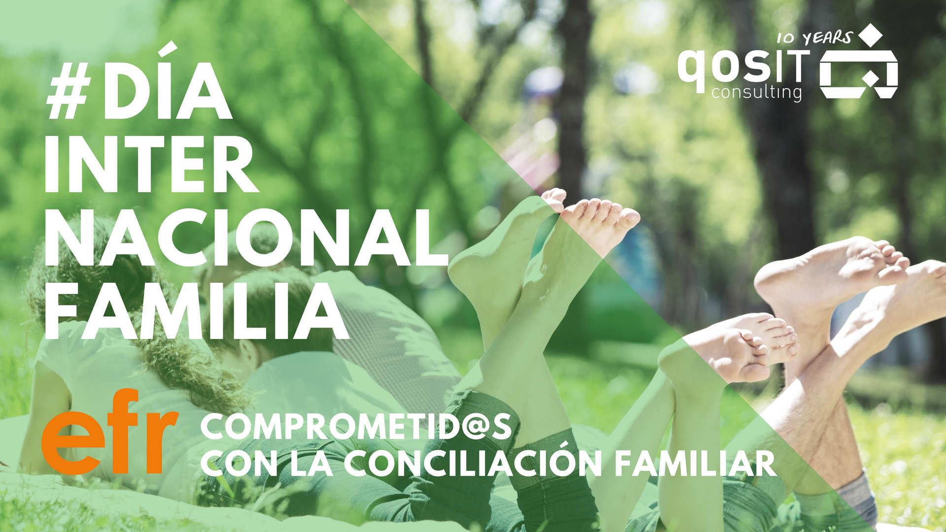 Día Internacional de la Familia - qosITconsulting