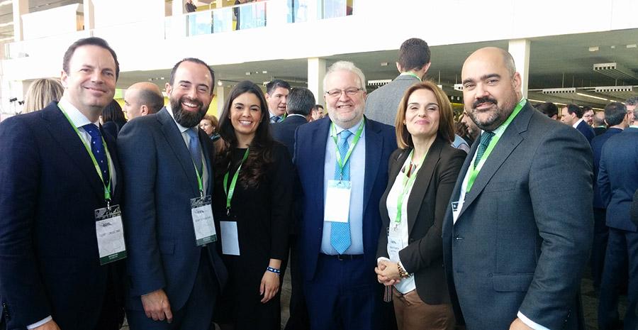 Equipo qosITconsulting Andalucía Digital Week 2018