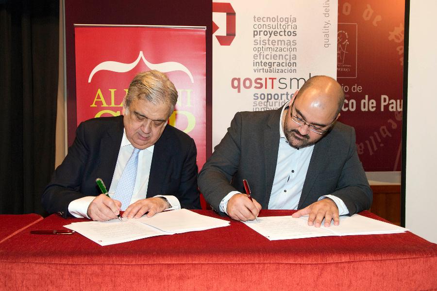 Collaboration agreement Rey Guerrero Association