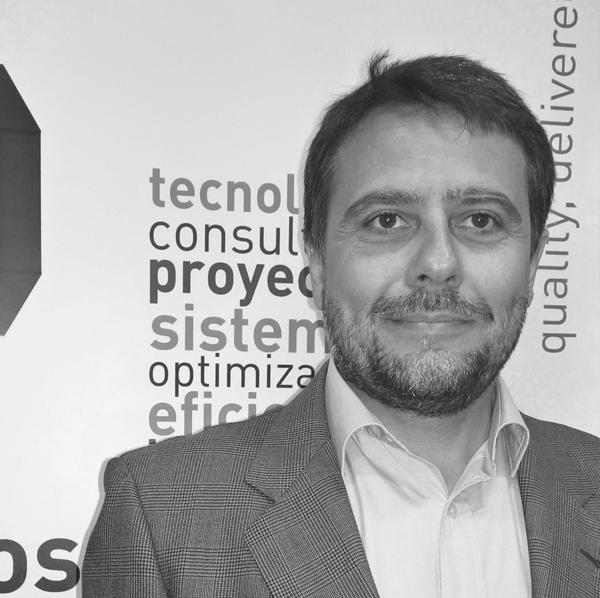 Francisco García Flores – Director Unidad Negocio Metodologías
