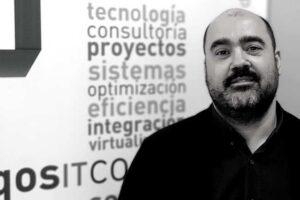 Juan Carlos Rubio director qosIT