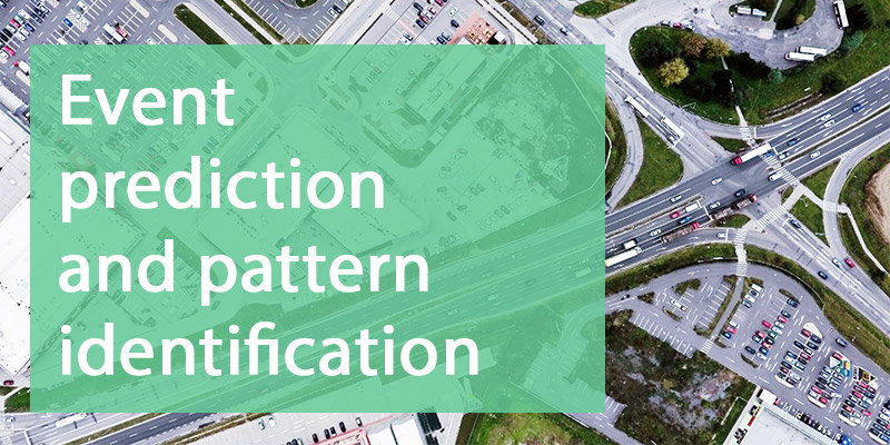 MathIT Event prediction and pattern identification