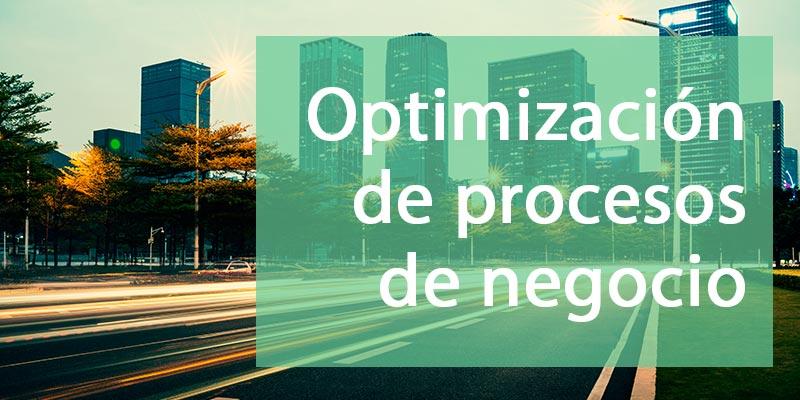 MathIT Optimización de Procesos de Negocio