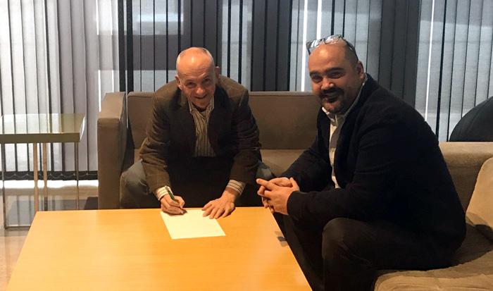 MathIT.Motus Firma Acuerdo Colaboracion qosITconsulting y Consultora Alomon