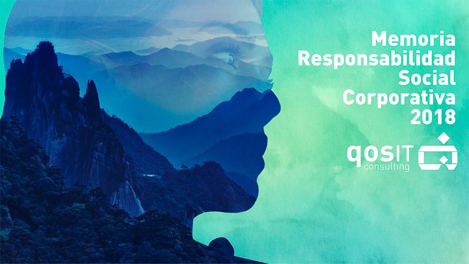 Memoria Responsabilidad Social Corporativa qosITconsulting 2018