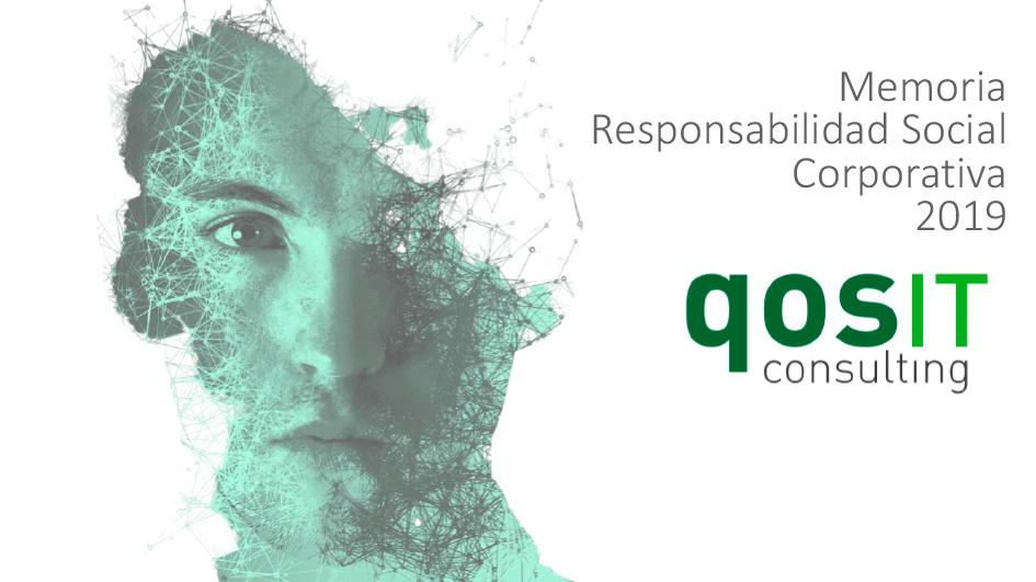 Memoria Responsabilidad Social Corporativa 2019 qosIT