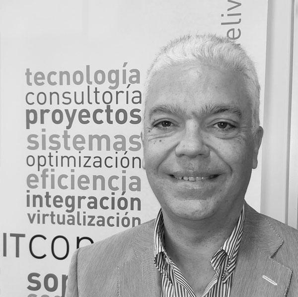 Miguel Camacho Martín – Director Unidad Negocio Tecnología