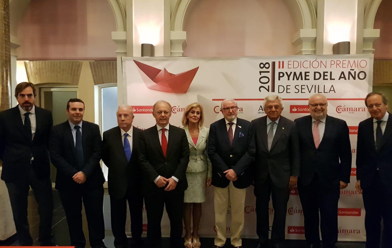 Premio PYME del año 2018 premiados