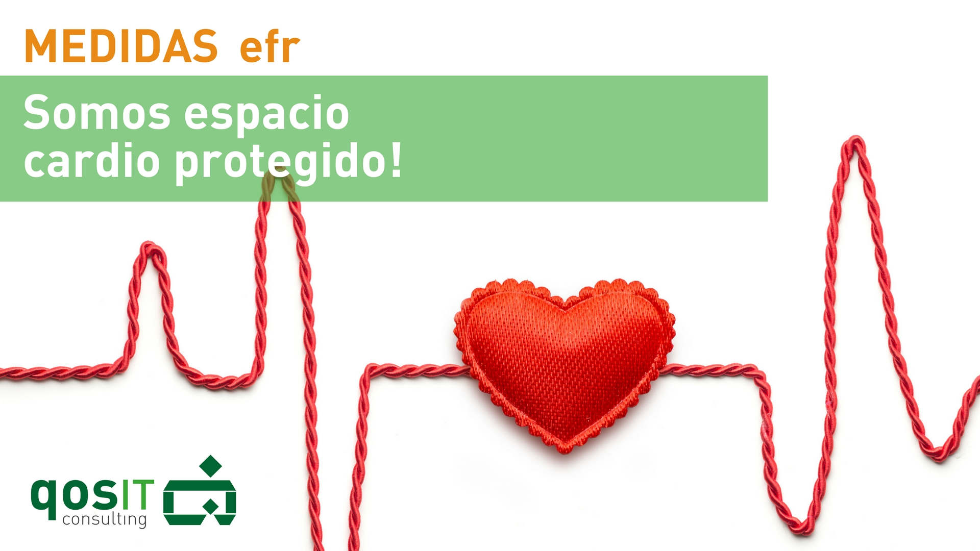 Espacio cardioprotegido - qosITconsulting efr