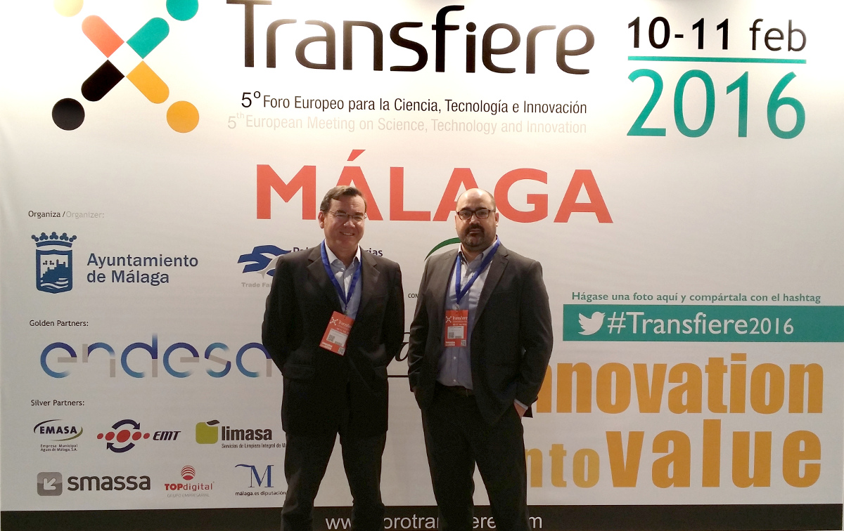 qosITconsulting asiste a Transfiere 2016